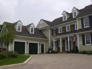 Lippincott House Exterior