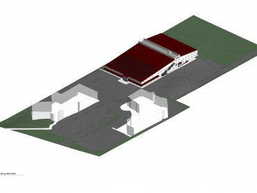 3D Building and Site